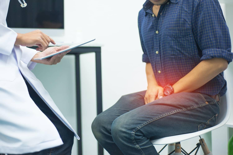 A krónikus prosztatitis árkezelése A prosztata vizeletével