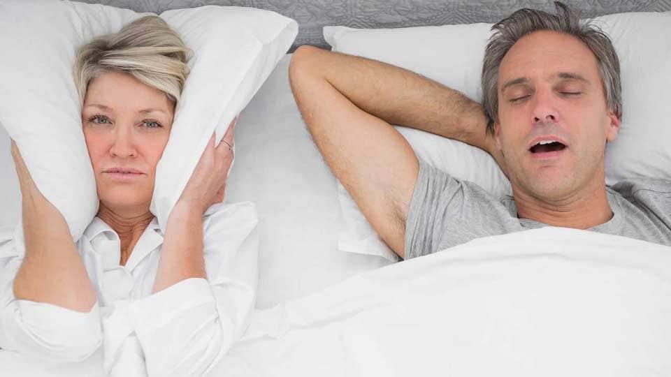 Lézerrel a horkolás ellen